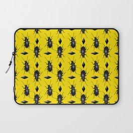 Beetle Stud Repeat Laptop Sleeve