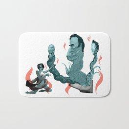 Demon Summoner Bath Mat