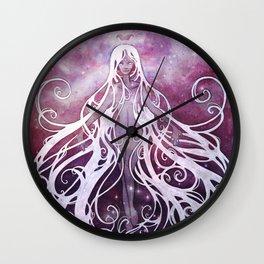 Andromeda 6 Wall Clock