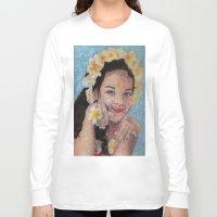child Long Sleeve T-shirts featuring child by Caterina Zamai