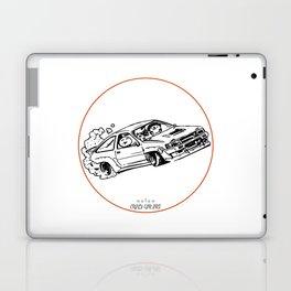 Crazy Car Art 0015 Laptop & iPad Skin