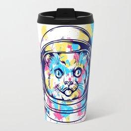 Space Kitty - Catstraunaut Travel Mug