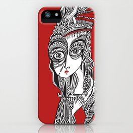 Complicated explantion iPhone Case