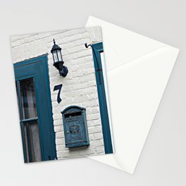 Letterbox at No. 7 Stationery Cards