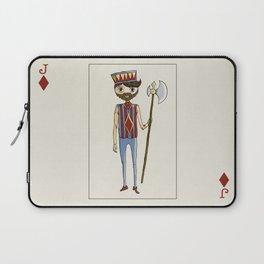 Jack of Diamonds Laptop Sleeve