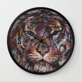 Sumatra Wall Clock