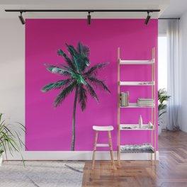Palm Tree PR Wall Mural