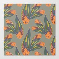 pina flower Canvas Print