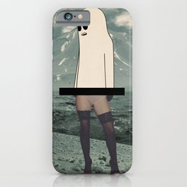 voilà iPhone Case