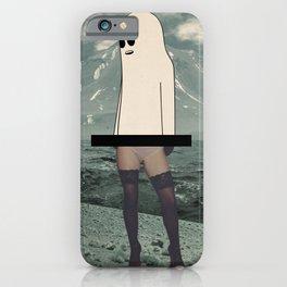 voilà iPhone Case