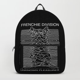 Frenchie  Division Backpack