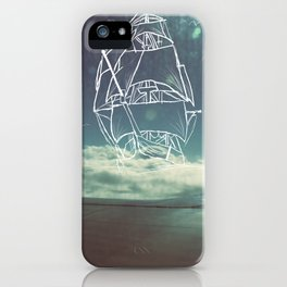 Sail the Skies iPhone Case