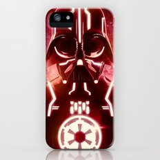 Tron Vader Red iPhone (5, 5s) Slim Case