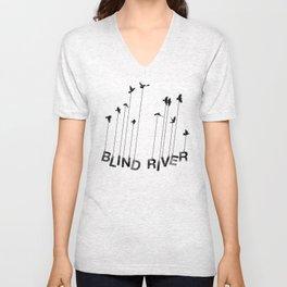Blind River Birds Unisex V-Neck