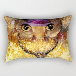 Galantis Gold Rectangular Pillow