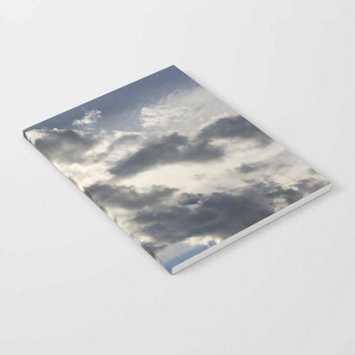 Autumn Sky Notebook
