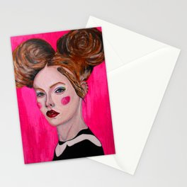 Queen Of The Candy World Stationery Cards