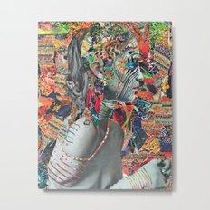 Goddess of Sugar Metal Print
