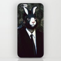 jack iPhone & iPod Skins featuring Jack by AlexC