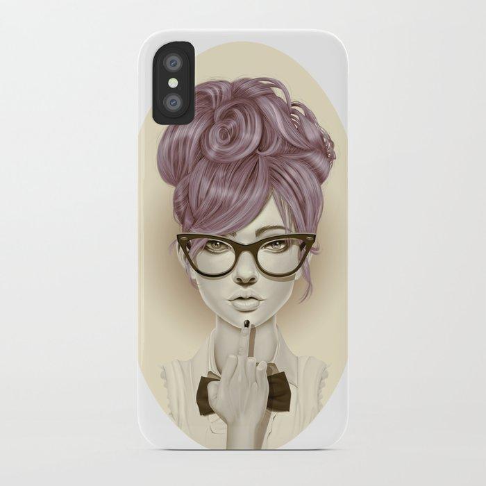 Fu*k U iPhone Case