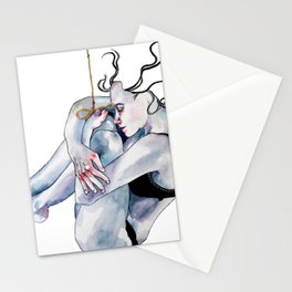 Opalescent. Stationery Cards