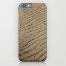 Lines in Sand Color Nature Photo Slim Case iPhone 6s