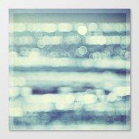 blur Canvas Prints featuring blur by Bonnie Jakobsen-Martin
