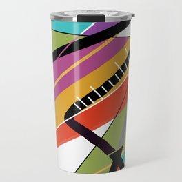 Colors tropic metal Travel Mug