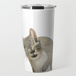 Got any  nuts? Travel Mug