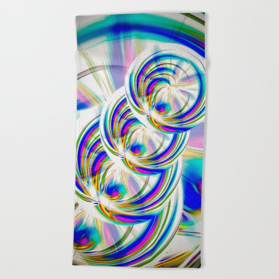 Abstract Perfection 22 Beach Towel