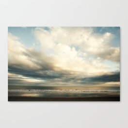 I Dream of Sea Canvas Print