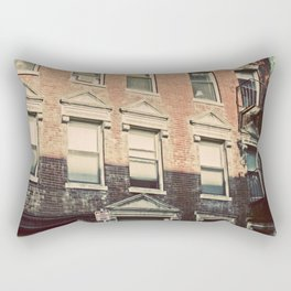 The other side of Beacon Hill Rectangular Pillow