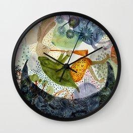 Moondance Wall Clock