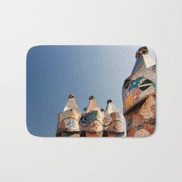 Gaudi Series - Casa Batllo No. 2 Bath Mat