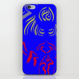 Wrenches Liturgy iPhone Skin