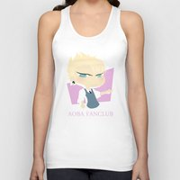 dmmd Tank Tops featuring The Faded Yakuza B by Collette Ren