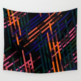 Neo Straw Wall Tapestry