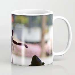 Wooden Puppet Coffee Mug