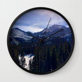 Estes Park Wall Clock