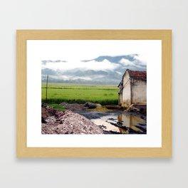 Dien Bien Fu, Vietnam Framed Art Print