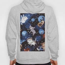 Cat Space Hoody