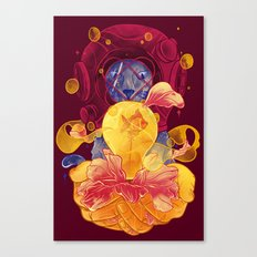 La Lumiere Canvas Print