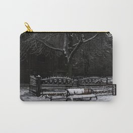 A Lonely bench Carry-All Pouch