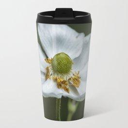Graceful Anemone Closeup Travel Mug
