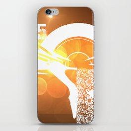 05 Volt iPhone Skin