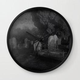 'Melbourne Cemetery' (C)Joel Stephen Birnie 2013 Wall Clock