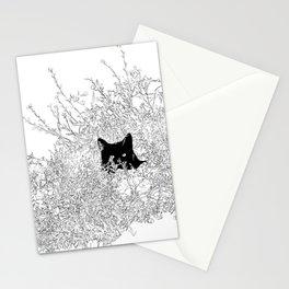#inktober2016:hidden Stationery Cards