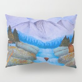 The Brilliance and Beauty of Contradiction Pillow Sham