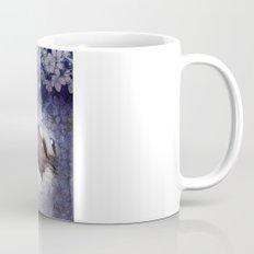 Amidst the blossoms Mug
