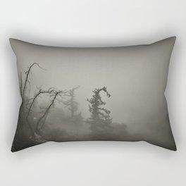 This eerie Feeling Rectangular Pillow